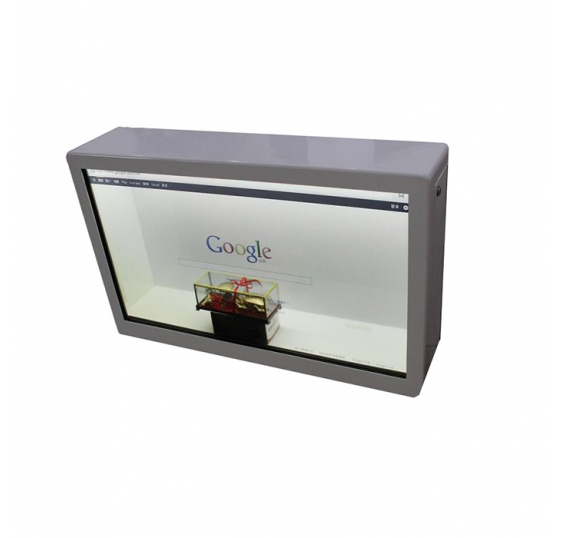 46'' Touch  Transparent LCD Showcase (NS-TS063)